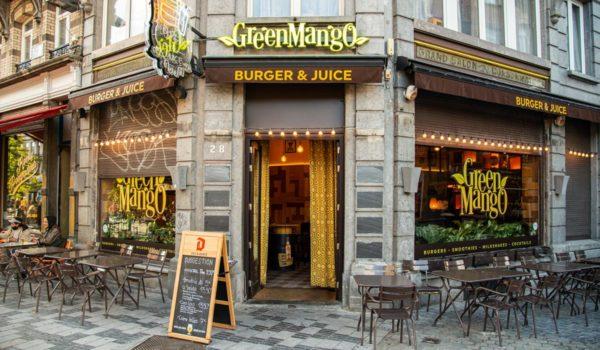 Green Mango - Parvis de Saint-Gilles