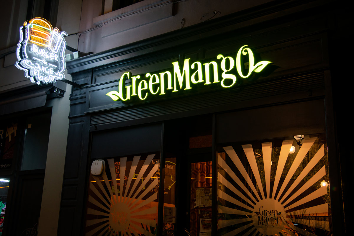 Green Mango - Saint-Boniface
